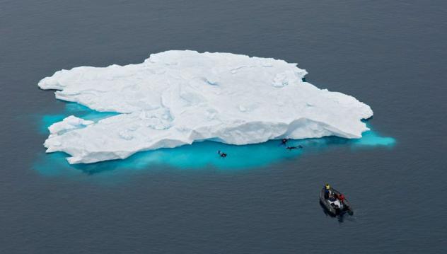 Antártida © Karen Hinchliffe / Lonely Planet