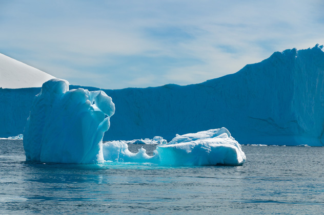 Antártida © photoiconix / Shutterstock