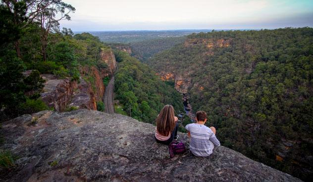 Blue Mountains, Australia © Lexter Yap / Shutterstock