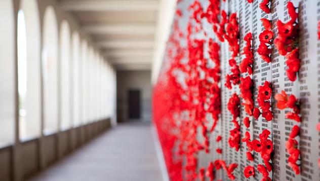 El Australian War Memorial celebrará el centenario del armisticio de la II Guerra Mundial © CoolR / Shutterstock