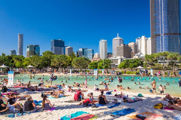 Diciembre en Brisbane, Australia © Martin Valigursky / Shutterstock
