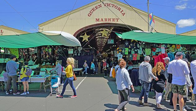Queen Victoria Market, Melbourne, Australia © EQRoy / Shutterstock