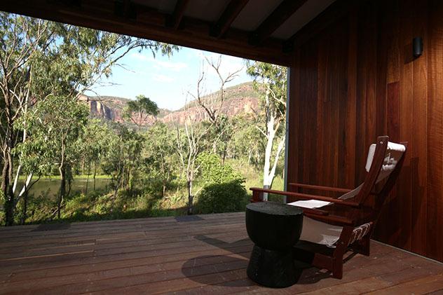 Alojamiento ecológico: Mount Mulligan Lodge, Australia. Viaje sostenible Lonely Planet