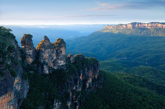 Parque Nacional Montañas Azules, Nueva Gales del Sur, Australia