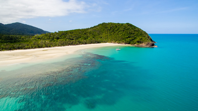 Australia, playa Cabo Tripulación © Darren Tierney / Shutterstock