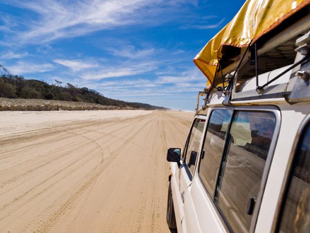 Explorar la costa este de Australia en automóvil permite a quien viaja solo salirse de las rutas más trilladas © Holger Mette / Getty Images