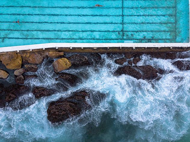 Piscina oceánica: Bondi Icebergs Pool, Sídney, Australia