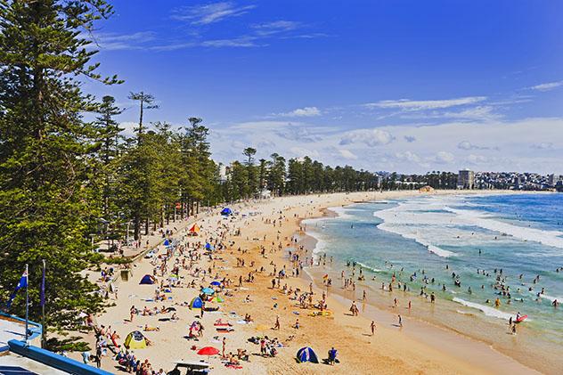 Sídney se toma su estatus con mucha calma, Australia© Taras Vyshnya / Shutterstock