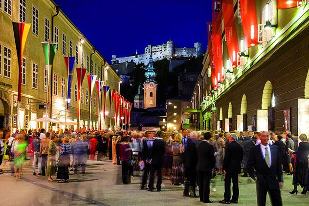 Salzburgo y la música: Festival de Salzburgo