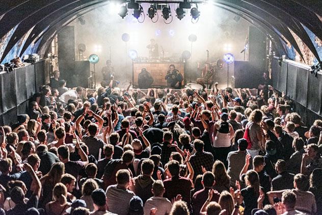 Salzburgo y la música: concierto en Rockhouse