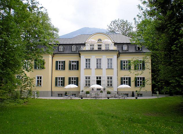 Salzburgo y la música: Villa Trapp