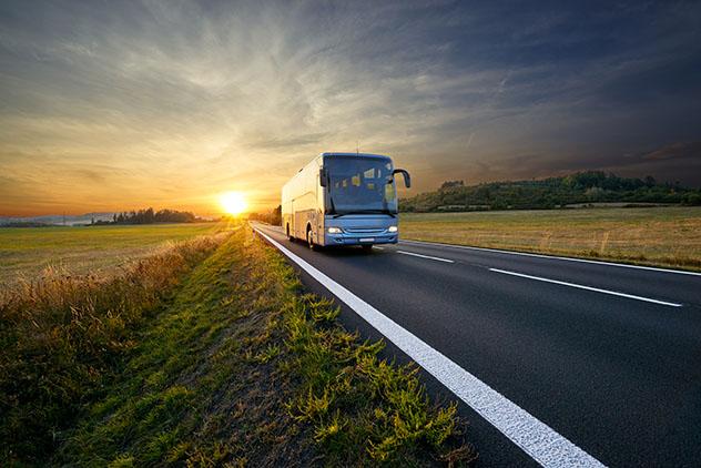 Autobús del Bus To London