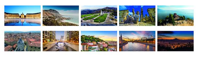 Las 10 mejores ciudades para viajar en 2017. Best in Travel 2017