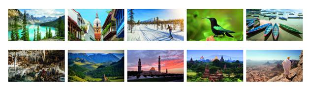 Los 10 mejores países para viajar en 2017. Best in Travel 2017