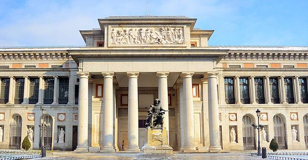 El Museo del Prado celebra su bicentenario en el 2019, Madrid, España © Rodrigo Garrido / Shutterstock