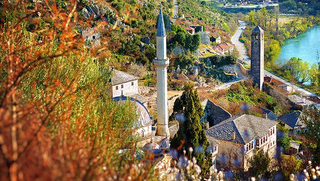Aventurarse más allá de Mostar permite descubrir los otros puntos de interés de Herzegovina, Bosnia y Herzegovina © Anna Gorin / Getty Images
