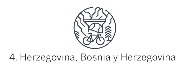 Top 4 Best in Europe 2019: Herzegovina, Bosnia y Herzegovina