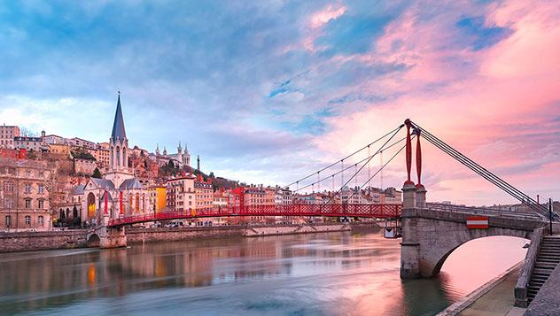 En el 2019 Lyon será el centro de atención mundial, Francia © kavalenkava / Shutterstock