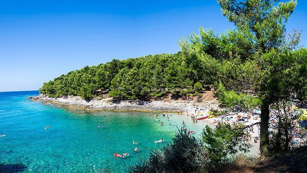 Playas, historia y excelente cocina: Istria tiene de todo para todos, Croacia © Enrico14 / Shutterstock
