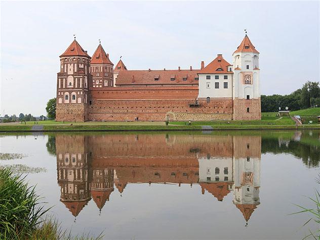 Bielorrusia: el castillo de Mir