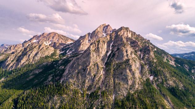 Una naturaleza épica aguarda al viajero en las afueras de Boise, EEUU © Charles Knowles / Shutterstock