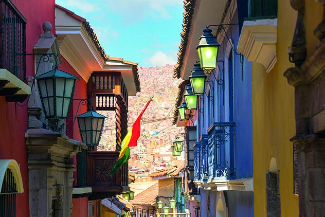 La Paz, Bolivia, ciudad Top 6 Best in Travel 2020