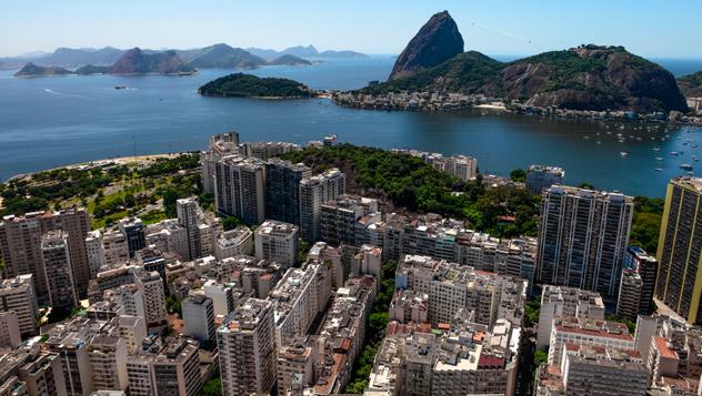 Botafogo, Río de Janeiro © Moskow / Getty Images