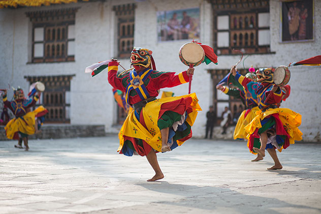 Bután © SylvainB / Shutterstock
