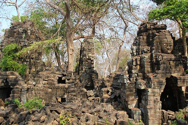 Uno de los numeros templos de Banteay Chhmar, Camboya © Kolinchev Andrii / Shutterstock