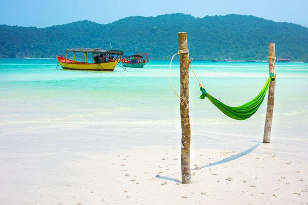 Islas de Camboya, difícil elegir una, Top 10 de Best in Asia Pacific 2019, los 10 mejores destinos de Asia-Pacífico
