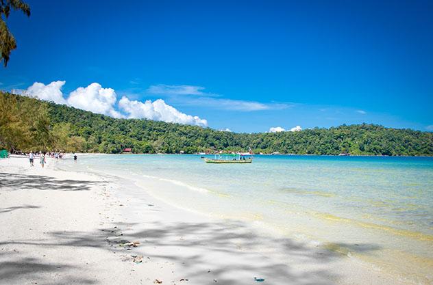 Koh Rong Sanloem, isla de Camboya, Top 10 de Best in Asia Pacific 2019, los 10 mejores destinos de Asia-Pacífico