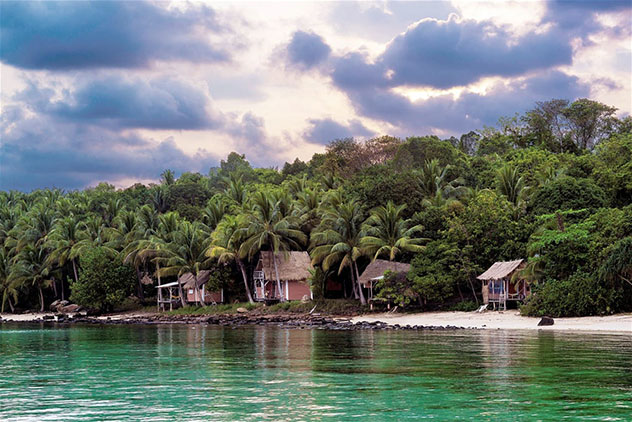 Resort Nomads Land, en Koh Totang, isla de Camboya, Top 10 de Best in Asia Pacific 2019, los 10 mejores destinos de Asia-Pacífico