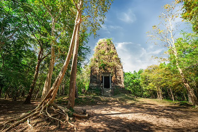Templo de Sambor Prei Kuk, Kompong Thom, Camboya © Perfect Lazybones / Shutterstock