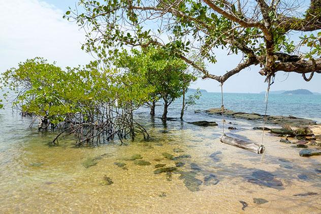 Playa de Coral, Koh ta Kiev, Camboya © Stefano Ember / Shutterstock