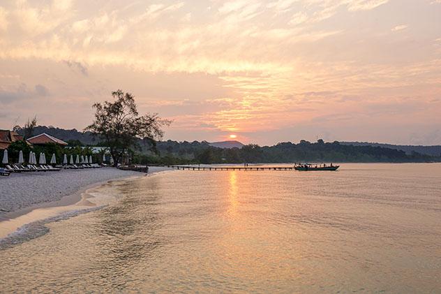 Playa de Sok San, Koh Rong, Camboya © Michael Wapp / Shutterstock