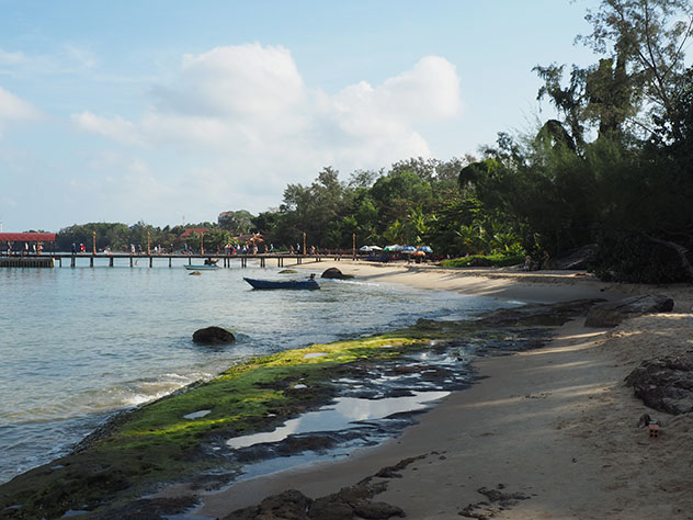 Playa de Victory, Sihanoukville, Camboya © Fizzik / Shutterstock
