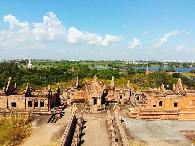 Templo Prasat Preah Vihear, Preah Vihear, Camboya © pattharawadee wanadee / Shutterstock