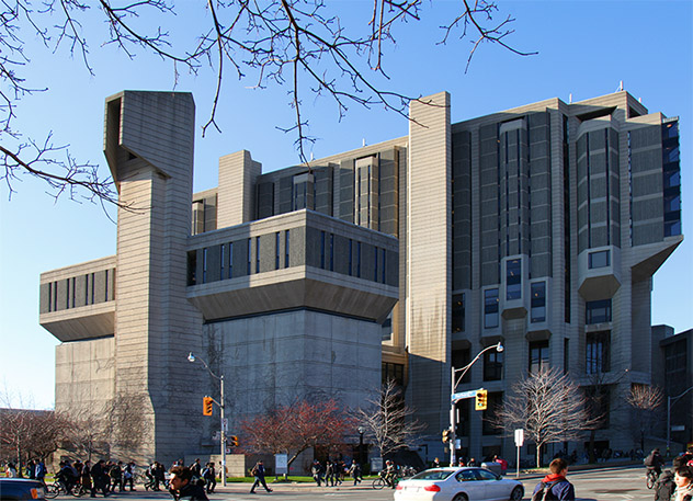 Biblioteca de Libros Raros Thomas Fisher, Toronto, Canadá © www.fisher.library.utoronto.ca
