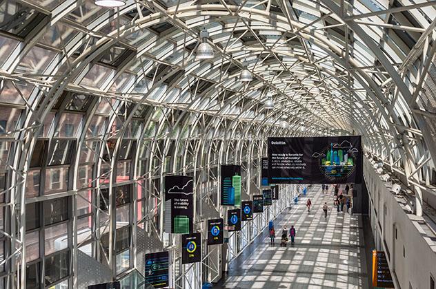 Estación de tren de Toronto, Canadá