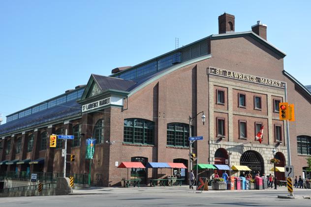 St Lawrence, Toronto, Canadá © Ritu Manoj Jethani / Shutterstock