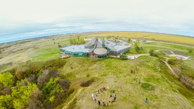 Canadá, Wanuskewin Heritage Park © Tourism Saskatoon & Concepts Photography