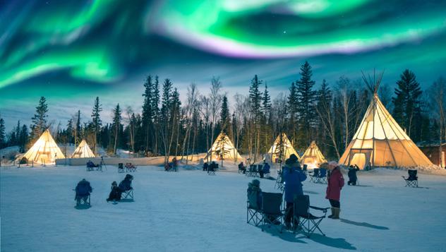 Canadá, Yellowknife © Phung Chung Chyang /Shutterstock
