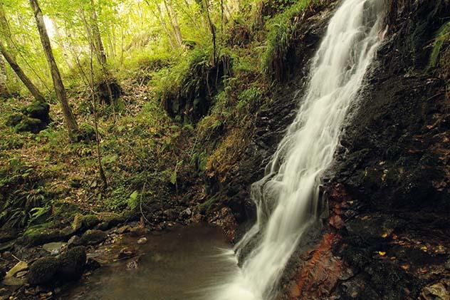 Cascada del Nonaya
