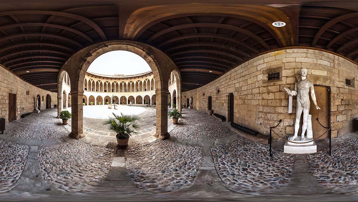 Castell de Bellver, Cataluña