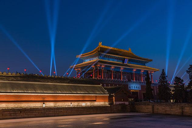 La capital de China sigue brillando, Beijing, Top 09 de Best in Asia Pacific 2019, los 10 mejores destinos de Asia-Pacífico