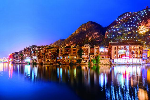 Provincia de Guizhou, región Top 6 Best in Travel 2020