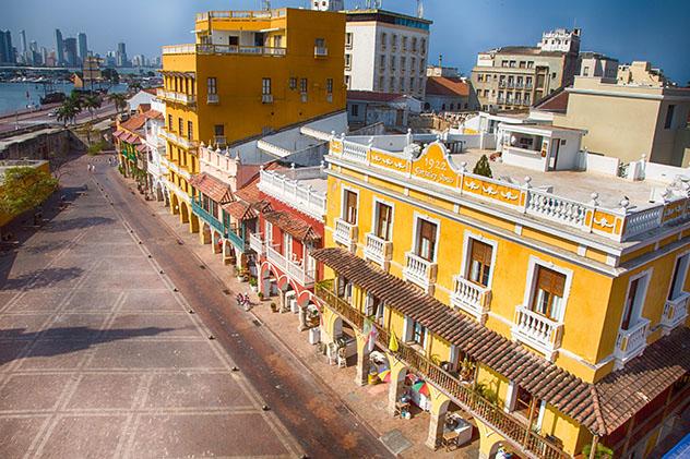 Cartagena de Indias, Colombia © Gary C / Shutterstock