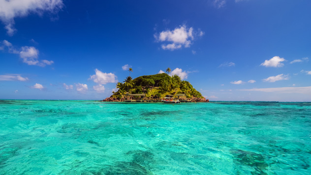 Colombia, playa San Andrés y Providencia © Jess Kraft / 500px