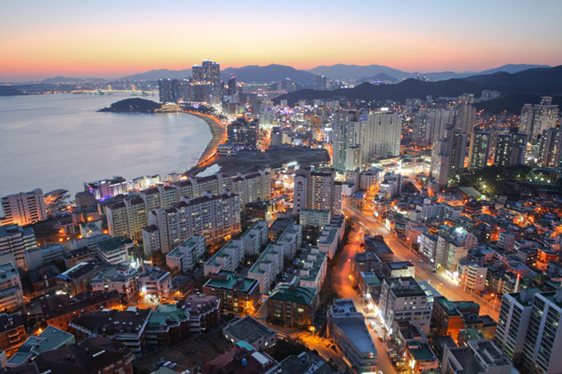 Es el momento perfecto para visitar Busan, la segunda ciudad de Corea del Sur © JS`s favorite things / Getty Images