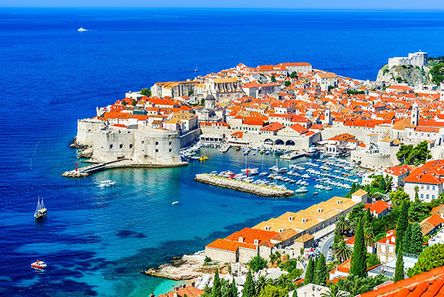 Casco antiguo de Dubrovnik